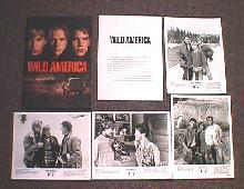 WILD AMERICA original issue movie presskit