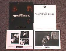 WATCHER,THE original issue movie presskit