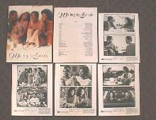 WAITING TO EXHALE original issue movie presskit