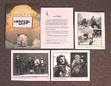 VERTICAL LIMIT original issue movie presskit