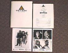 SPRUNG original issue movie presskit