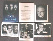 SPHERE original issue movie presskit