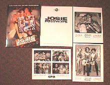 JOSIE AND THE PUSSYCATS original issue movie presskit