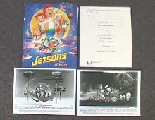 JETSONS THE MOVIE original issue movie presskit