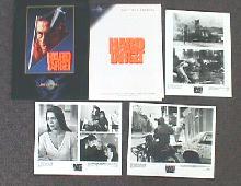 HARD TARGET original issue movie presskit