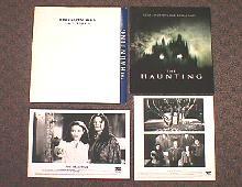 HAUNTING,THE original issue movie presskit