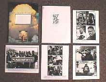 GET ON THE BUS original issue movie presskit