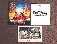 FLINTSTONES original issue movie presskit