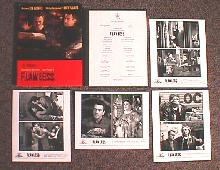 FLAWLESS original issue movie presskit