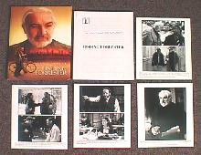 FINDING FORRESTER original issue movie presskit