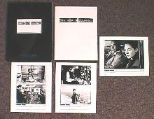 FELICIA'S JOURNEY original issue movie presskit
