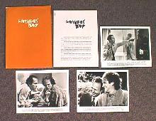 FATHER'S DAY original issue movie presskit