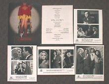 FATAL INSTINCT original issue movie presskit
