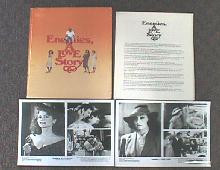 ENEMIES, A LOVE STORY original issue movie presskit