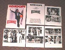 EDDIE original issue movie presskit