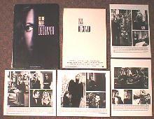 DECEIVED original issue movie presskit