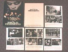 DEAD PRESIDENTS original issue movie presskit