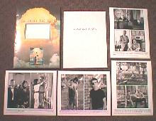 CRAZY IN ALABAMA original issue movie presskit