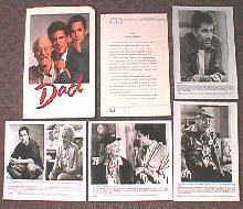 DAD original issue movie presskit