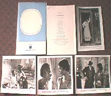 COLOR PURPLE original issue movie presskit