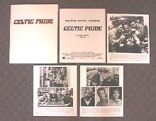 CELTIC PRIDE original issue movie presskit
