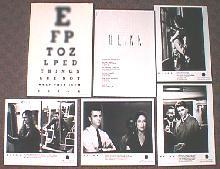 BLINK original issue movie presskit