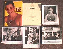 BILOXI BLUES original issue movie presskit