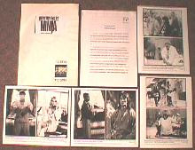 BEVERLY HILLS NINJA original issue movie presskit
