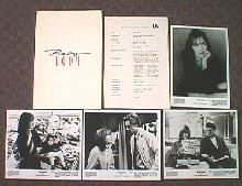 BABY BOOM original issue movie presskit