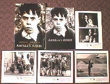 ANGELA'S ASHES original issue movie presskit