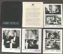 ALIEN NATION original issue movie presskit