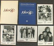 A NEW LIFE original issue movie presskit