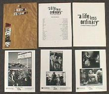 A LIFE LESS ORDINARY original issue movie presskit