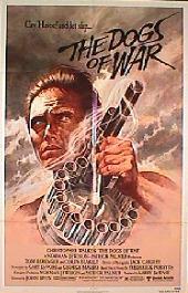 DOGS OF WAR, THE original International folded 1-sheet movie poster