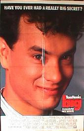BIG original issue folded 1-sheet movie poster