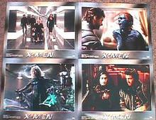 X-MEN original issue 11x14 lobby card set
