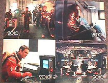 2010 original issue 11x14 lobby card set