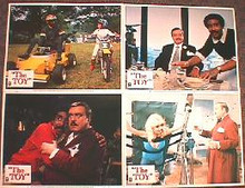 TOY,THE 1982 original issue 11x14 lobby card set