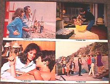 SWEET RIDE original issue 11x14 lobby card set