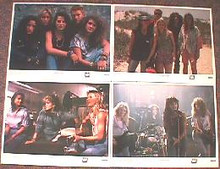SATISFACTION original issue 11x14 lobby card set