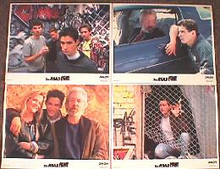 ROAD HOME,THE original issue 11x14 lobby card set