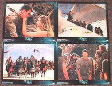 PLANET OF THE APES original issue 11x14 glossy lobby card set