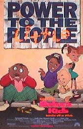 BEBE'S KIDS original issue rolled 1-sheet movie poster