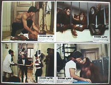 GOING APE original issue 11x14 lobby card set