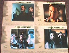 FRIGHTNERS original issue  11x14 lobby card set