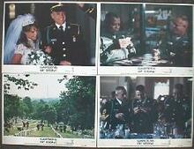 GARDENS OF STONE original issue 11x14 lobby card set