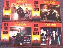 DAYLIGHT original issue 11x14 lobby card set