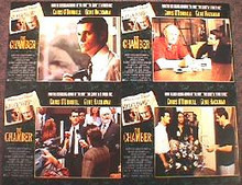CHAMBER, THE original issue 11x14 lobby card set