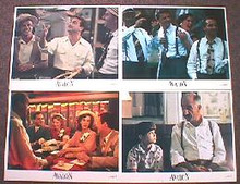 AVALON original issue 11x14 lobby card set