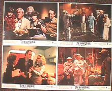 TWILIGHT ZONE THE MOVIE original issue  8x10 lobby card set